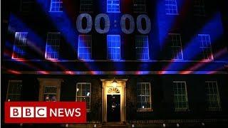 Brexit: UK leaves the European Union - BBC News