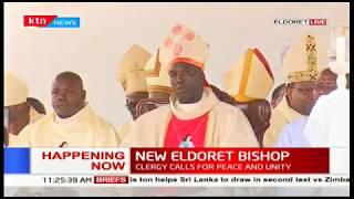 Senator Gideon Moi and DP Ruto in Eldoret for Bishop Kimengich ceremony