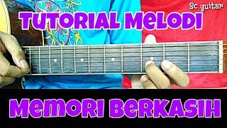 Tutorial Melodi (MEMORI BERKASIH) Mudah
