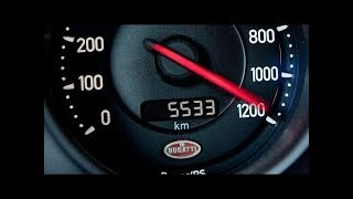 Bugatti Dünyanın En Hızlı Arabasını Yapmayı Başardı...