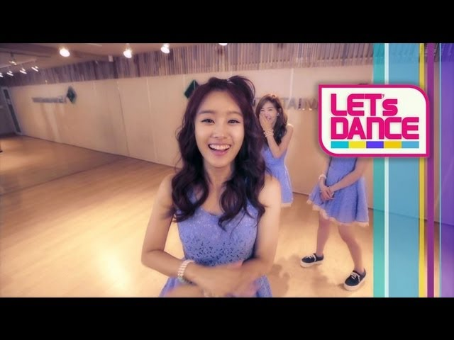 Let-s-dance-secret-시크릿-yoohoo-유후-eng-sub