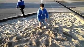 Ganza na areia