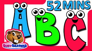 """ABCs & 123s DVD"" - 52 Minutes, Alphabet + Numbers Learning Songs, Teach Baby Toddler Nursery Rhymes"