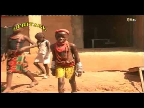 Otu age grade dance in Owan west,Edo State