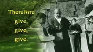 # 109 No. 5 Master Sivananda Filmed In Rishikesh, India 1887-1963.