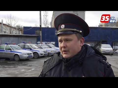 Штраф до 2500 руб теперь заплатят водители, не пропустившие пешеходов
