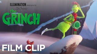 "The Grinch   ""The Grinch Uses Reinhorn"" Clip    Illumination"
