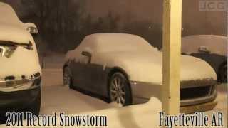 Sabahtan akşama kadar aralıksız kar yağışı