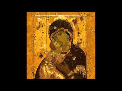 Молитва Божией Матери (Владимирская икона)