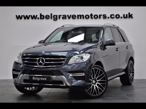 "Mercedes ML350 Bluetech AMG Sport 22"" Riviera Alloys"