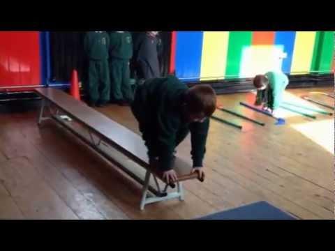Junior And Senior Infants Blog Gymnastics In Junior Infants