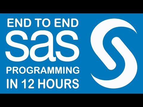 SAS Programming  SAS Tutorials For Beginners  SAS Tutorial For ...