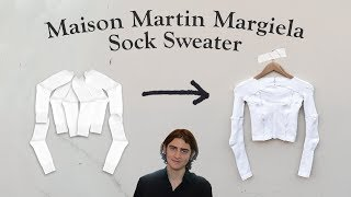 Margiela, Deconstruction, & The Artisanal Sweater You Can Make At Home