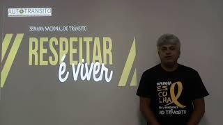 Semana Nacional de Trânsito - Prof. Marcos Rosa