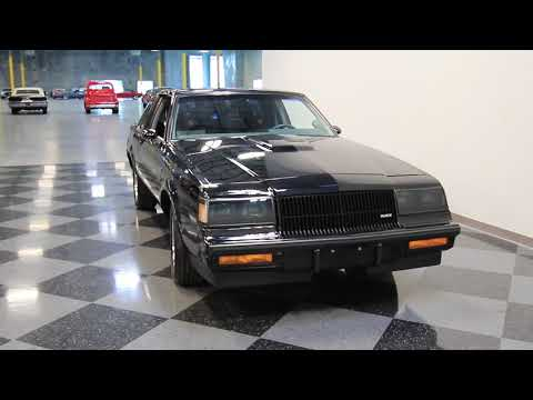 1987 Buick Grand National for Sale - CC-1032137