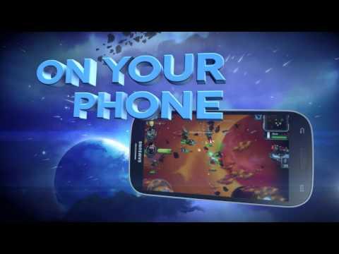 Video of Pocket Starships MMO / MMORPG