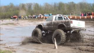 BIG BEND FAMILY CAMPGROUND MUD BOG  VIDEO 5 OF 7  5-17-2014