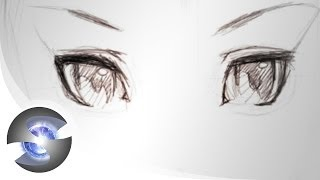How to Draw Eyes - From Realistic to Cartoons to Manga