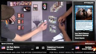 Pro Tour Magic Origins Round 6 (Standard): Lee Shi Tian vs. Nicolai Herzog