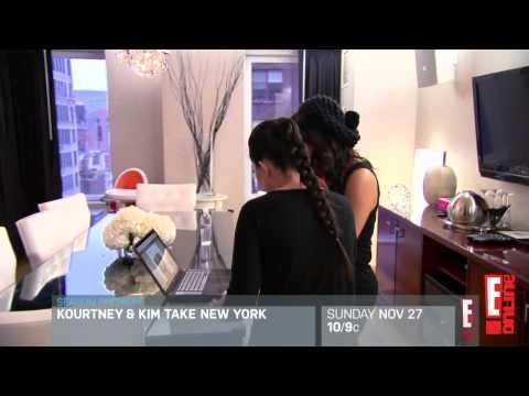 Kourtney and Kim Take New York Season 2 Promo 4