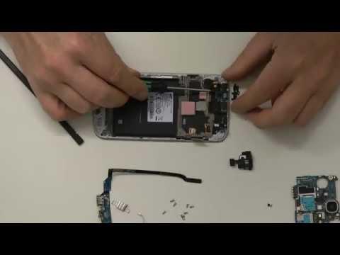 Samsung Galaxy S4 Display, Touch, Reparatur wechsel komplett tausch, Deutsch