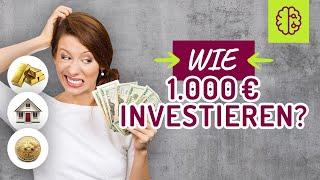 Wie kann man 1000 in 1 Million Krypto drehen?