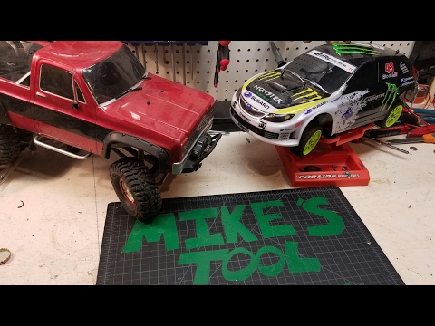 Mike's Hobbies: RC CARS!