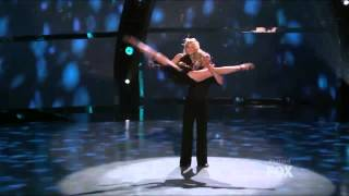 Paul and all star Whitney  So you think you can dance season 10 top 10 dancers