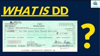 What is bank demand draft number
