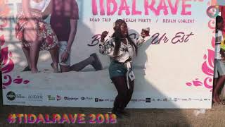 All The Fun And Exclusive Highlights From Tidal Rave 2018
