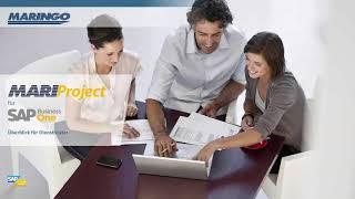 MARIProject 6.5 für Dienstleister
