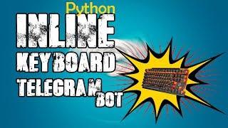Python Telegram Bot Inline Keyboard
