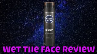 Nivea Men  / Deep Shaving Gel