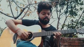 Lata Mangeshkar | Aap Ki Nazron Ne Samjha | Anpadh | Madan Mohan | Guitar Cover | Pushpendu