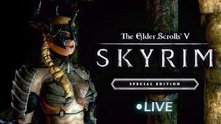 Skyrim SE | Bikini Warriors | Legendary - lvl 66
