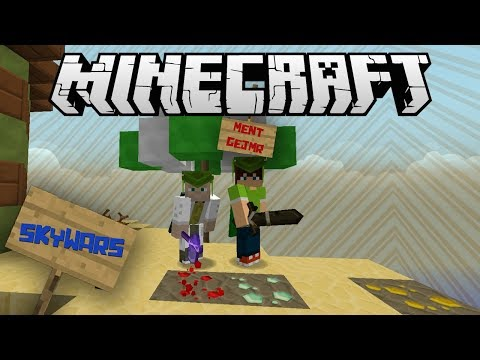 [GEJMR] Minecraft - Dáváme si to s MenTem - Skywars