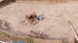 Нашли могильник оренбургские археологи извлекли 10 человеческих тел