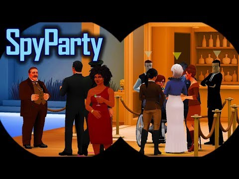SPY PARTY! – BANANA BREAD!