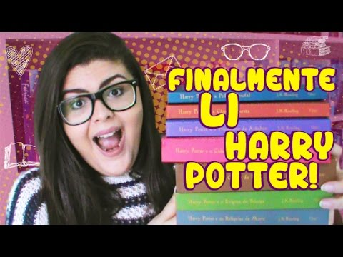 FINALMENTE LÍ HARRY POTTER | Kabook TV