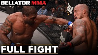 Bellator MMA: Rampage Jackson vs. Joey Beltran FULL FIGHT