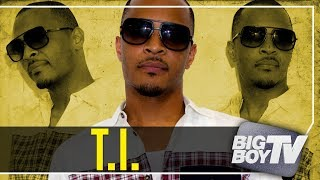 BigBoyTV - T.I. on 'Dime Trap', Pioneering Trap Music & A Lot More!