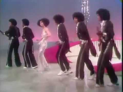 The Jackson 5  - Dancing Machine (Live on The Cher Show)
