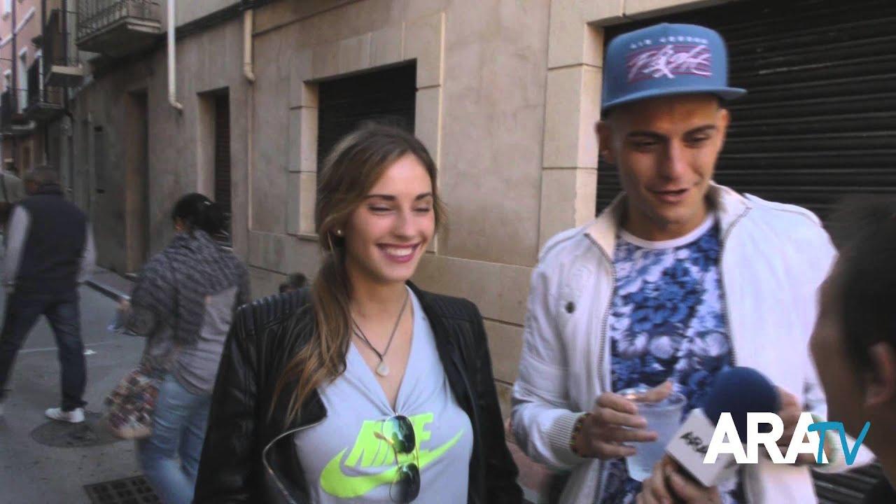 Els turistes i visitants donen la seua opinió sobre la Fira