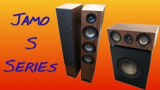 Z Review - Jamo S Series FULL 5.1.2 Surround Sound System