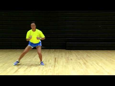 Agility Exercise for ACL: Lateral Shuffle