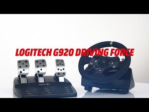 Logitech G920 met pedalen gamingstuur  - Productvideo - MediaMarkt