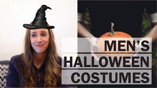 ASK STYLE GIRLFRIEND: Halloween Costumes For Guys | Funny & Easy Mens Costume Options