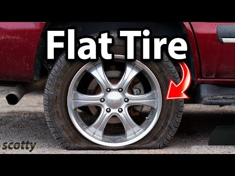 Don't Let Flat Tires Let You Down