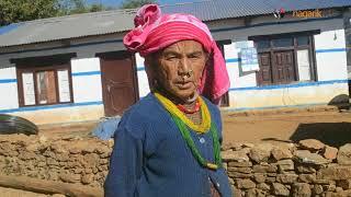 भूकम्पपछिको पुननिर्माण : घर ठडिएपछि भोजभतेर र नाचगान (भिडियो)
