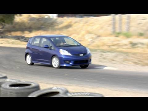 Honda Fit Sport Car Review